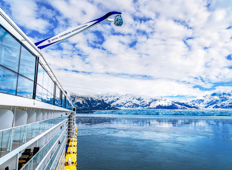 MORE ALASKAN ADVENTURES THAN EVER: ROYAL CARIBBEAN'S QUANTUM OF THE SEAS TO SET SAIL FROM PACIFIC
