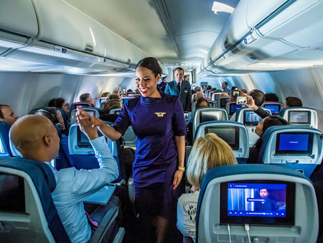 Delta flight attendants continue to set safety, service standard for profession after 90 years