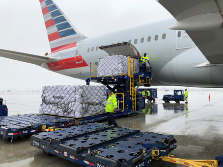 American Airlines and Deloitte Partner to Provide 40,000 Pieces of Critical  Protective Equipment
