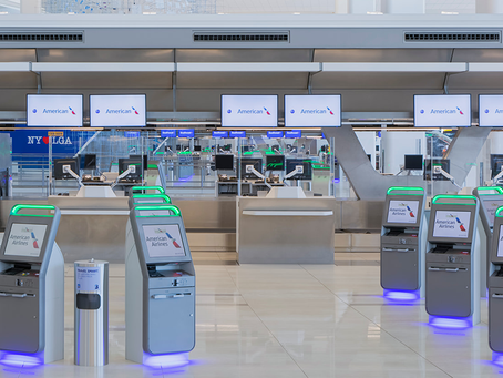 American Airlines Welcomes Customers to a Reimagined Arrivals & Departures Hall at LaGuardia Airport