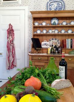 Dunvarlich House Kitchen