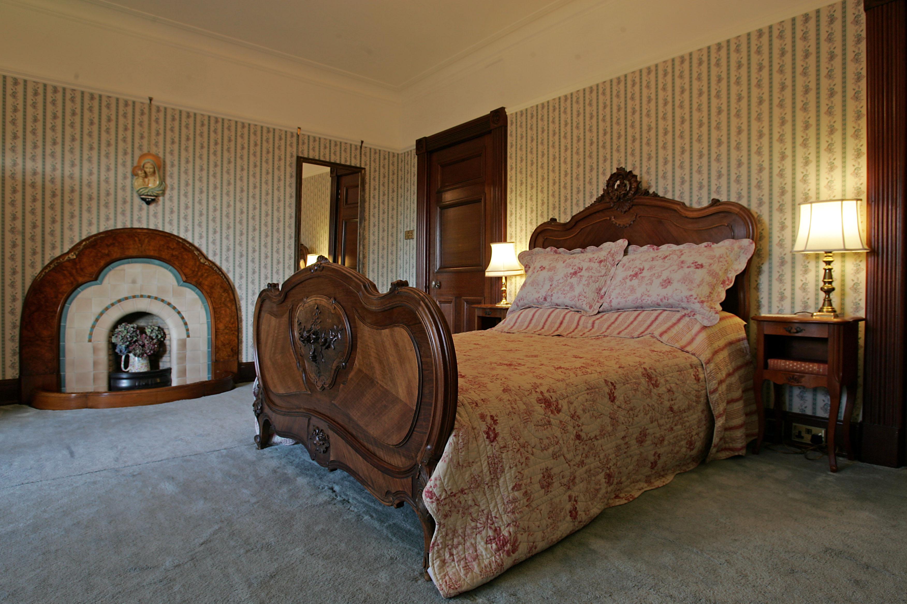 Dunvarlich House Bedroom