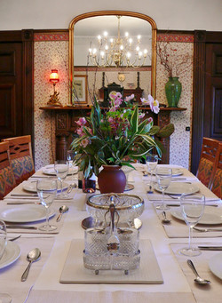 Dunvarlich House Diningroom
