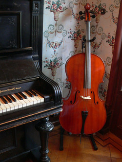 Dunvarlich House Music Room
