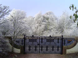 Dunvarlich House Gates