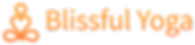Blissful_Yoga_Logo_Orange_Transparent_Cr