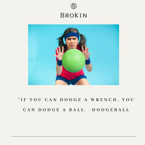 Is your life like a game of dodgeball...