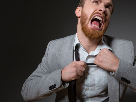 Adult Temper Tantrums...how are your reactions shaping your life?