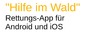 Hilfe im Wald App.png