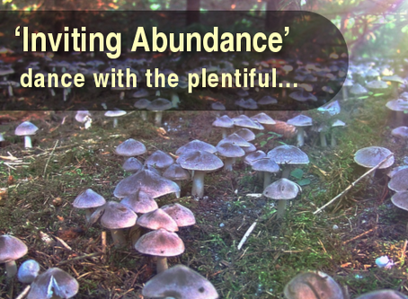 What does it mean to be a people of Abundance?