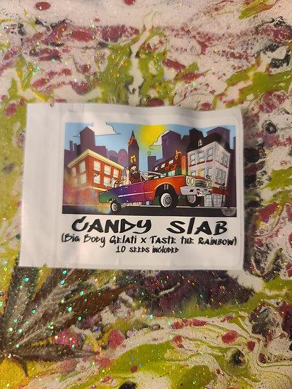 Candy Slab