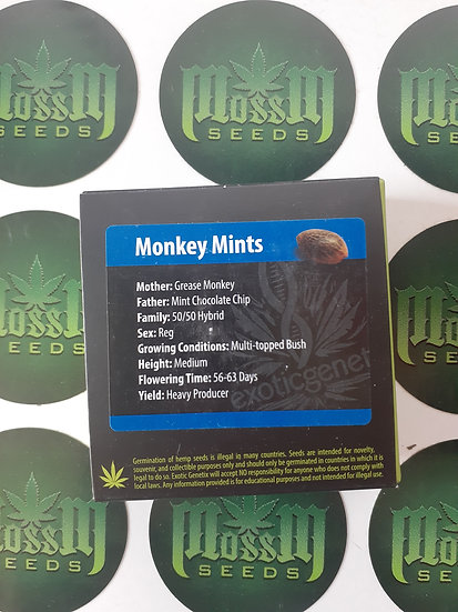 Monkey Mints