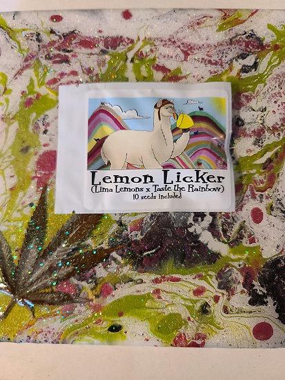 Lemon Licker