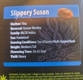 Slippery Susan