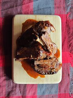 Sardinian Pork Riblets