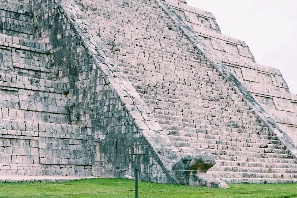 Chichen Itza 7 wonder of the world Mexico