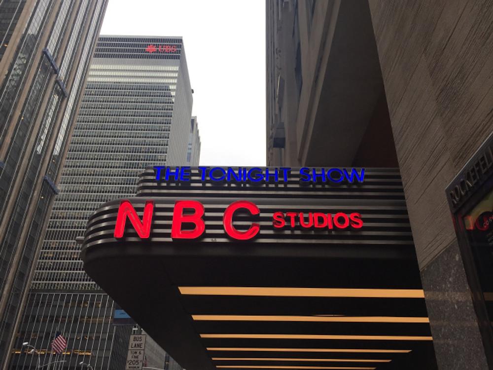 the tonight show nbc studios new york