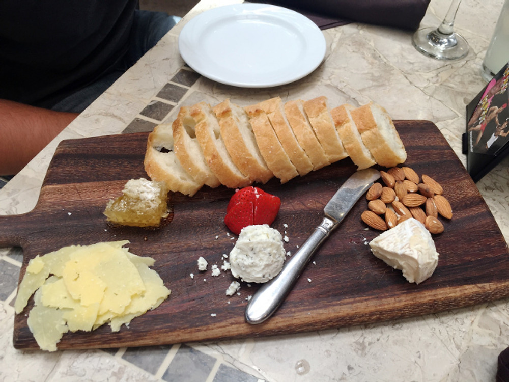 wilson creek cheese platter