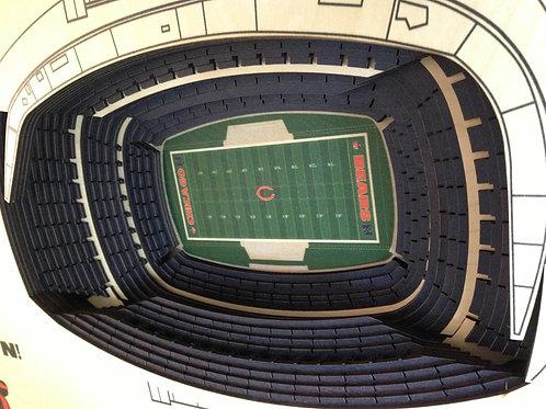 Click To Choose Your Stadium