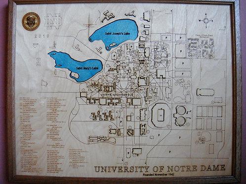 University Maps