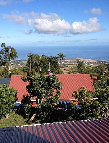Location vacances r union cote ouest chalet floricia974 le chalet - Location meublee la reunion ...