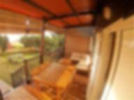 Location vacances Réunion cote ouest Chalet Floricia974