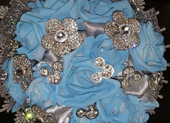 0038 BLUE AND SILVER