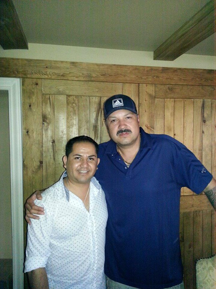 Diego Medel y Pepe Aguilar