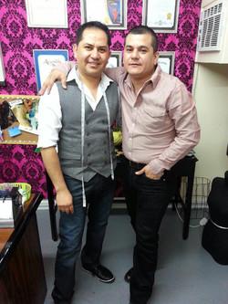 El Potro De Sinaloa y Diego Medel