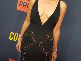 """Adriana Fonseca at the premiere of """"Compadres""""."""