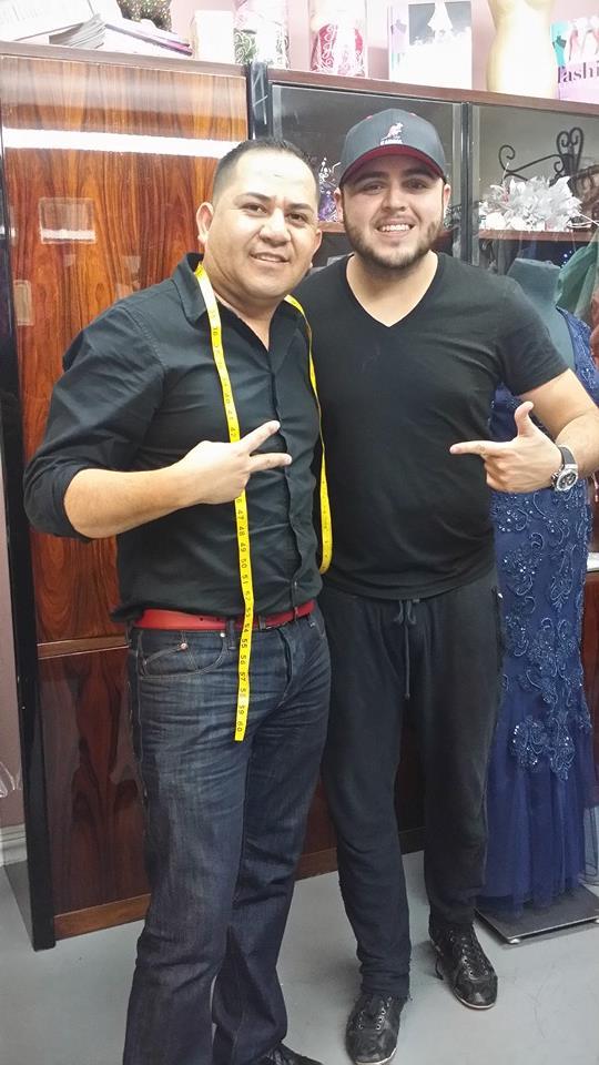 Diego Medel y Gerardo Ortiz