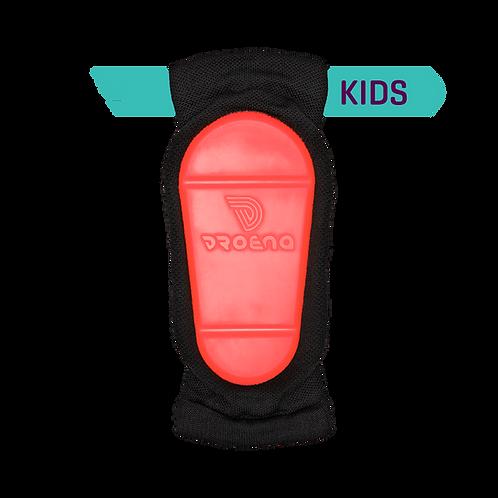 Caneleira Kids - Preta e Vermelha