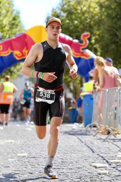 Ironman Maastricht 2018 run