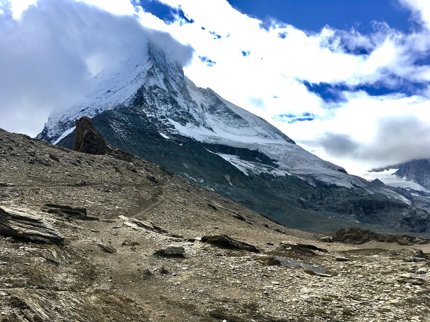 Trailrunning in Zermatt