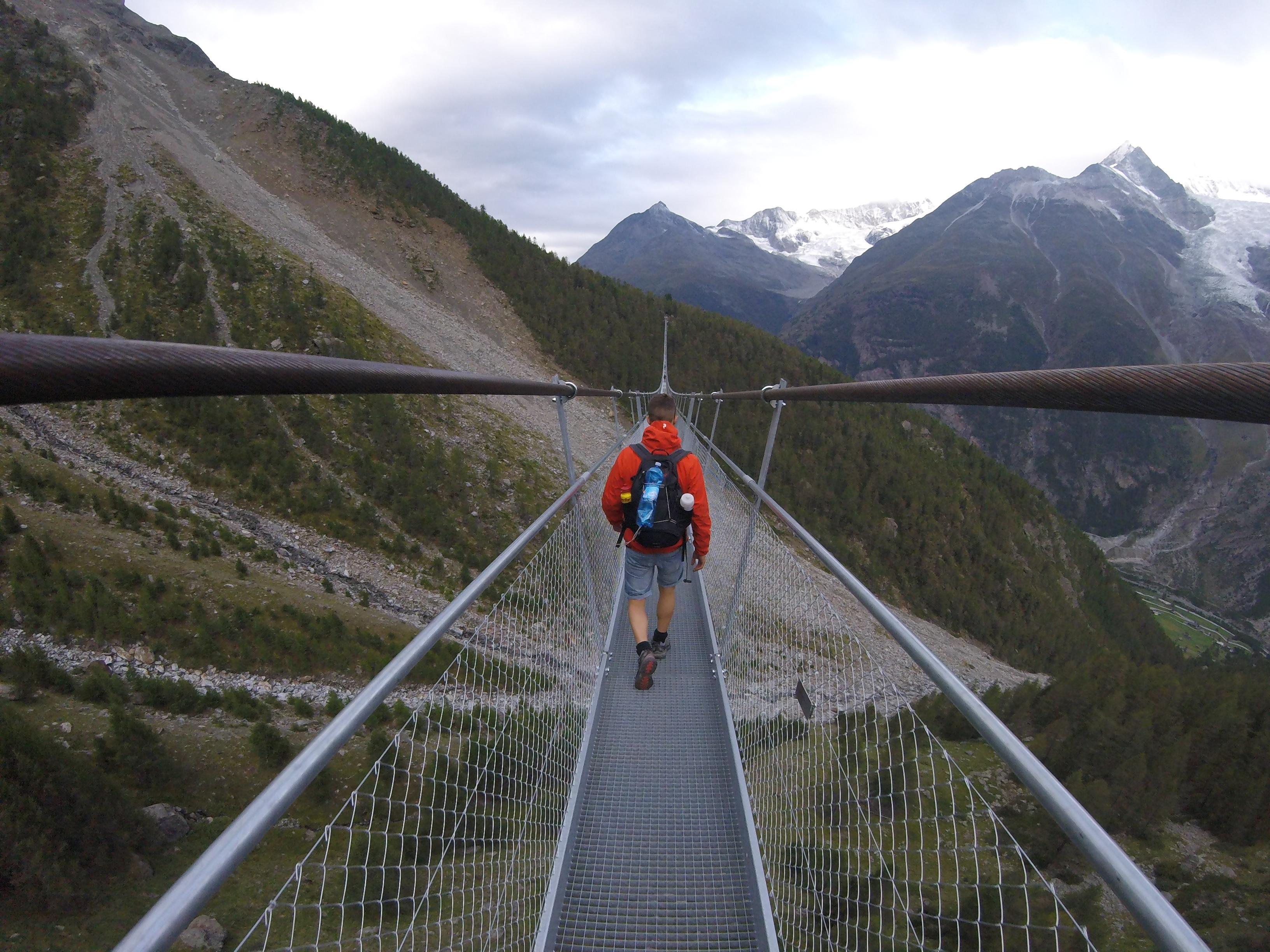 Europaweg Grächen-Zermatt