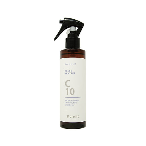 @aroma Air Mist Spray: Clear Tea Tree