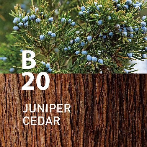 @aroma: B20 Juniper Cedar