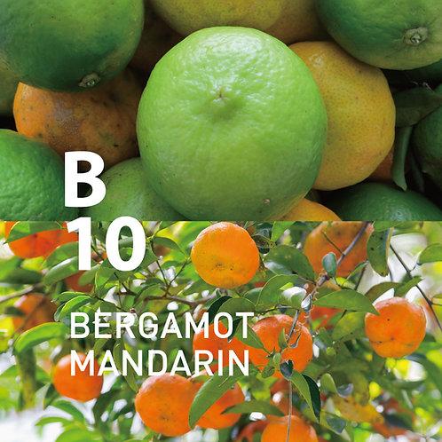 @aroma: B10 Bergamot Mandarin