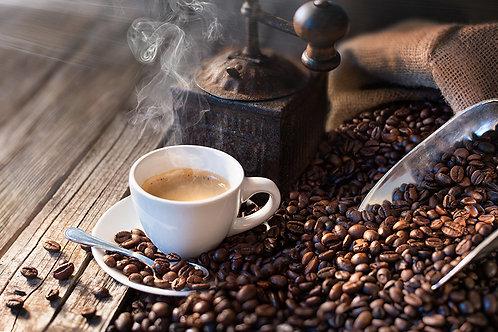 Sinnesduft: Kaffeebar