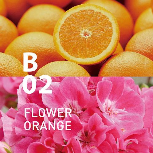 @aroma: B02 Flower Orange