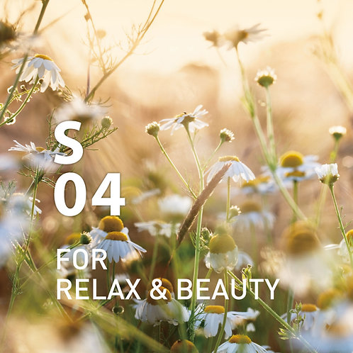 @aroma: S04 For Relax & Beauty