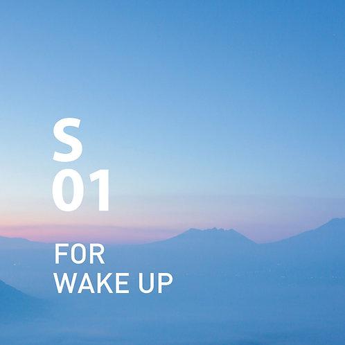 @aroma Air Mist Spray: For Wake Up