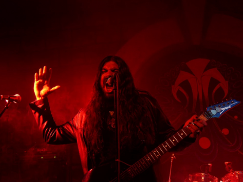 DEATH AND THE CITY: A conversation with Babar Sheikh of Dusk about extreme music in Pakistan