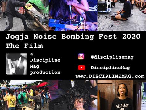 JOGJA NOISE BOMBING FEST 2020: THE FILM