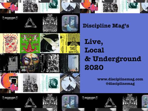 Live, Local & Underground 2020