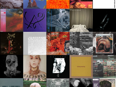 29 ALBUMS OF 2019