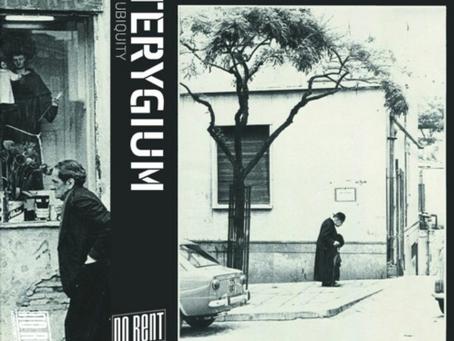 PTERYGIUM - new album / valentine's day show