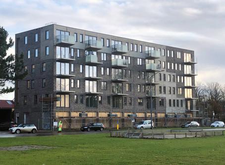 35 Woningen in Alkmaar onthullen zich als steiger daalt