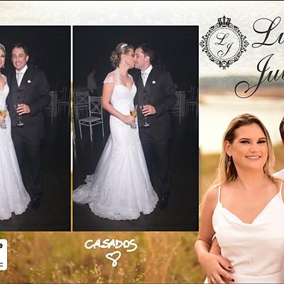 Casamento Luiza e Juliano