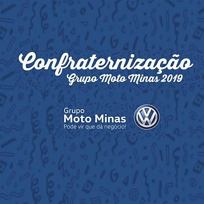 Confraternização Moto Minas